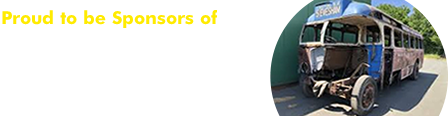 Proud to be sponsors of Stratford-upon-Avon Trabsport Museum